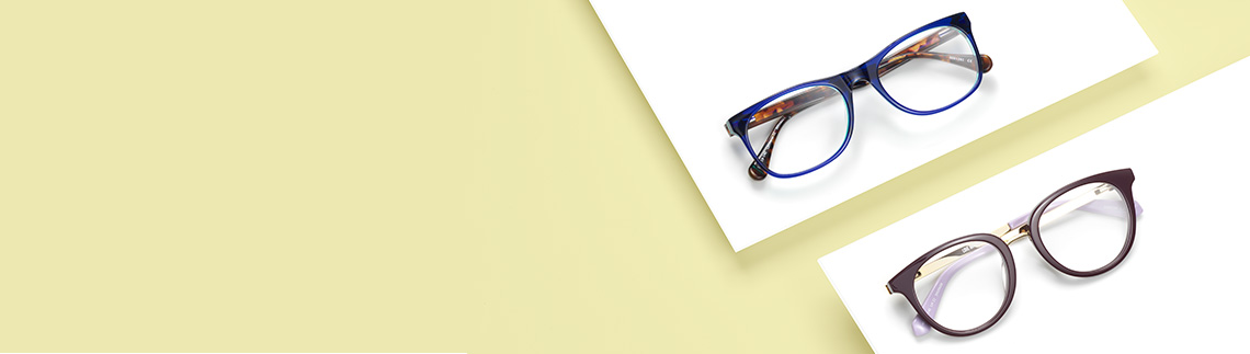2 for 1 designer glasses from 129€