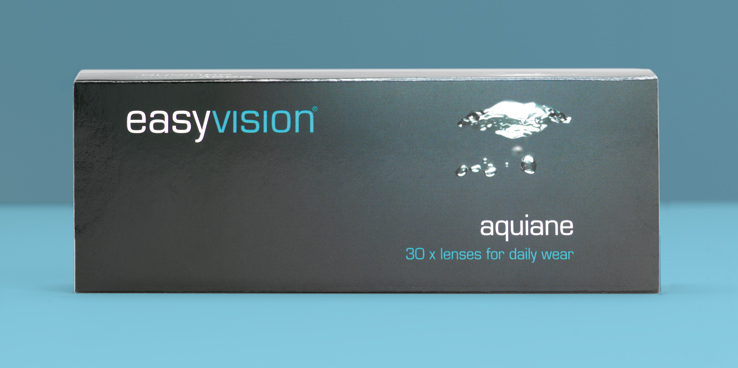 New disposable contact lenses 16,50€