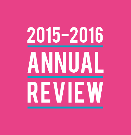 2015-2016 Annual Review