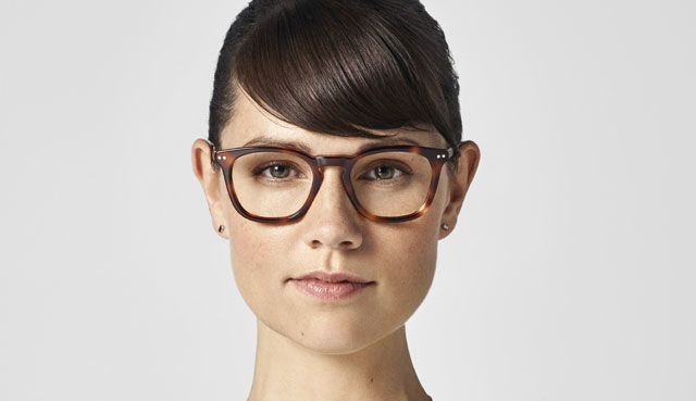 Find out how to choose the right glasses for your face  shape with the Specsavers.com glasses fit guide.