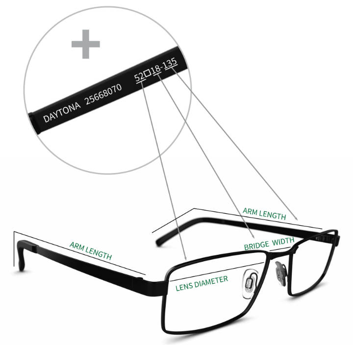 Discover our expert guide to frame sizes now at Specsavers.com - find out what frame size you are and discover over 1000 glasses online