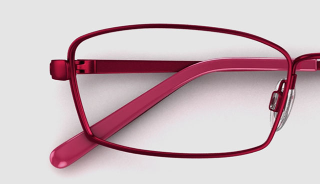 Comfortable and lightweight, memory metal frames for men and women at Specsavers now available alongside a host of other cutting-edge frame features