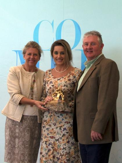 Specsavers Opticas wins Marbella Business Award