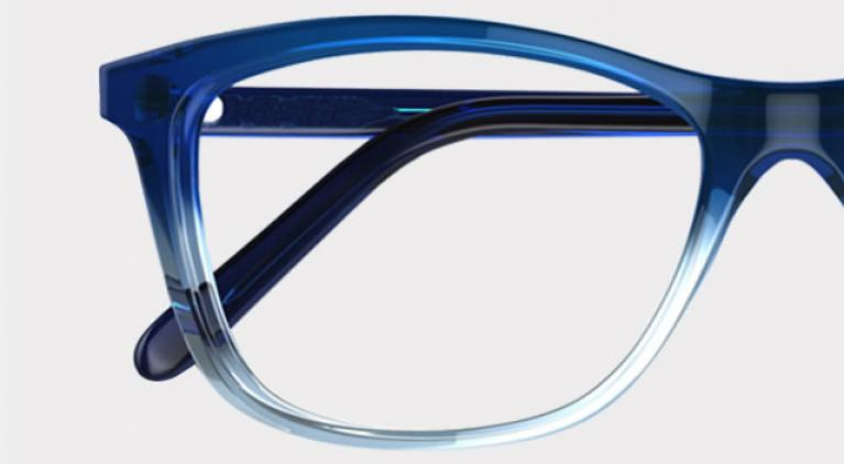 Black Frame Glasses Specsavers : The ombre trend Specsavers Opticas Spain