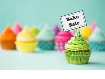 Charity Bake Sale Raising Money for Rowing for Cancer