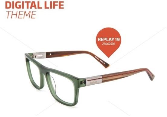 Replay 19 glasses